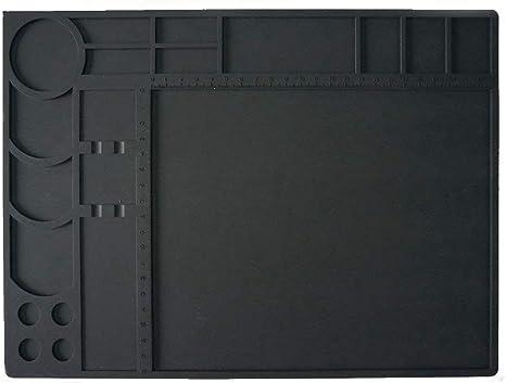 SparkFun Electronics Tapis de soudure isol/é en silicone.