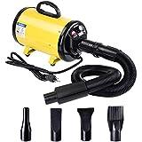 Yescom 2400W 3.2HP Pet Hair Dryer Quick Blower Heater...