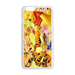 EROYI Winnie the pooh Case Cover For iPhone 6 Plus Case