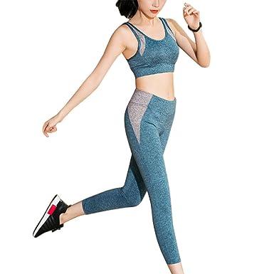 Daytwork Yoga Gimnasio Entrenamiento Conjuntos de Ropa ...