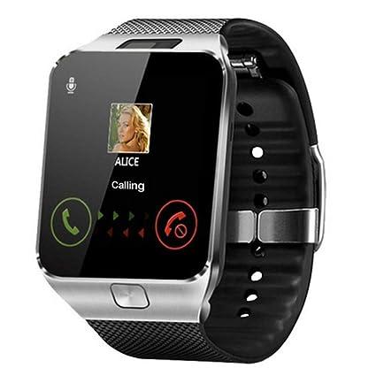 Amazon.com: KIKBLW Bluetooth Smart Watch, Sport Bluetooth ...
