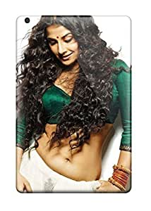 Rugged Skin Case Cover For Ipad Mini/mini 2- Eco-friendly Packaging(vidya Balan Fhm)
