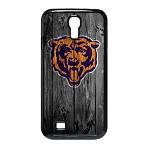 Samsung Galaxy S4 I9500 Phone Case Black Chicago Bears VCN8569428