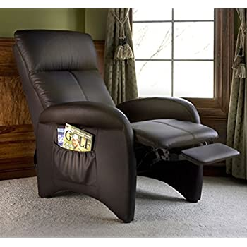 Recliner Chair This Comfortable Leather Reclining Footrest Lounge Furniture Is on Sale Now and Looks & Amazon.com: Recliner Chair This Comfortable Leather Reclining ... islam-shia.org