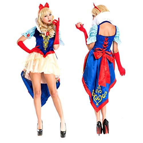 YRE Makeup Ball Snow White Skirt Dress up,