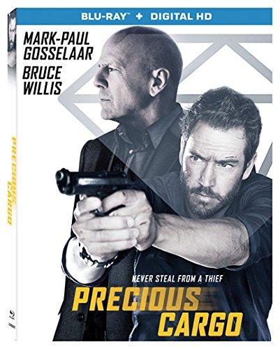 Precious Cargo [Blu-ray + Digital HD]