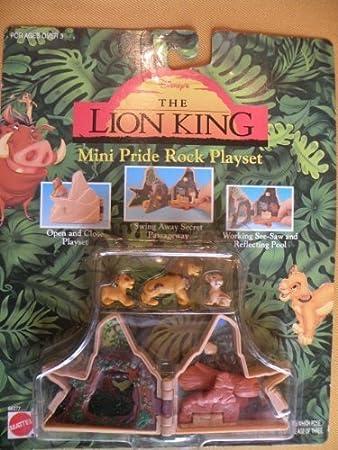 lion king reflection