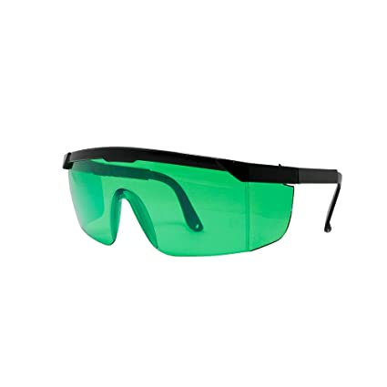 bbde9ad74a Amazon.com  Q-BAIHE 400nm-450nm Violet blue Laser Protection Goggles Safety  Glasses Laser Goggles  Sports   Outdoors