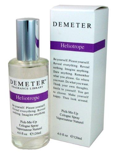 Demeter Heliotrope By Demeter Cologne Spray, 4.0-Ounce - Heliotrope Perfume