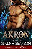 Akron (The Broken Book 4)