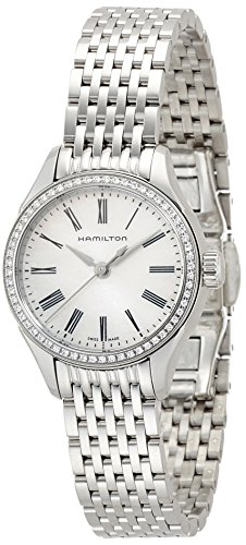 Hamilton Women's H39211194 Valiant Silver Watch