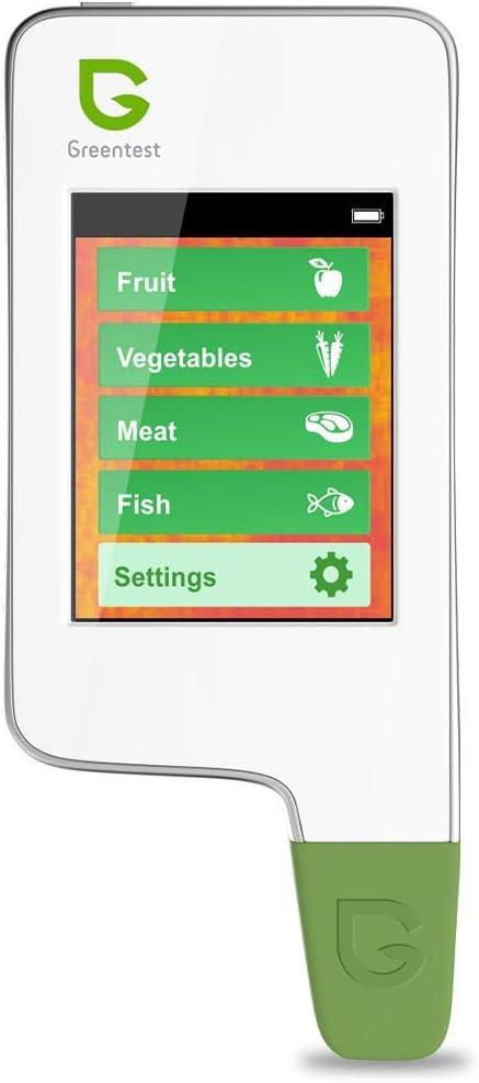 Greentest Instant Read Digital Nitrate Tester for Vegetable, Fruit, Meat, Food Safe Meter