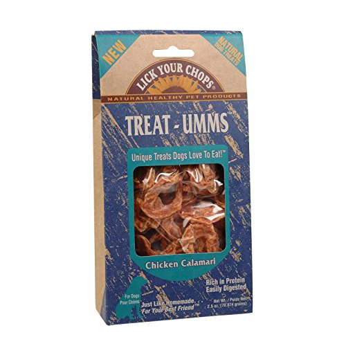 Treat-Umms Dog Treat Chicken Calamari