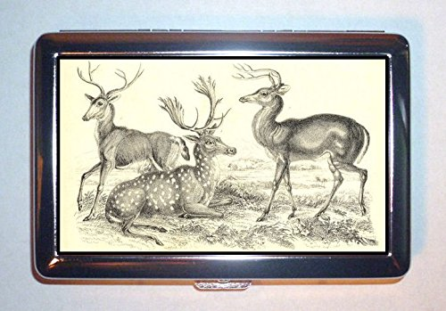 1860s Deer Victorian B&W Graphic Antique - Coastal Deer Shopping Results