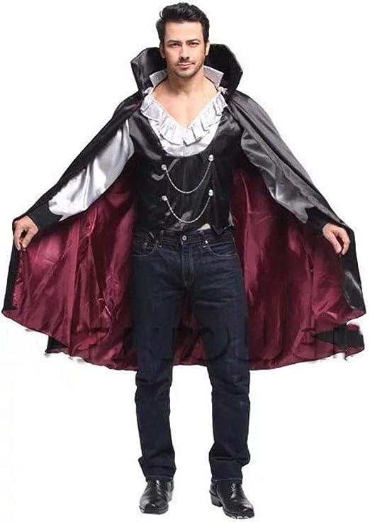 WWAVE Juego de Halloween Disfraz Vampiro Disfraz Anime Cosplay ...