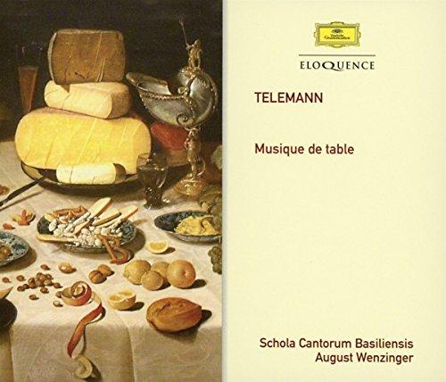 Telemann: Musique De Table ()
