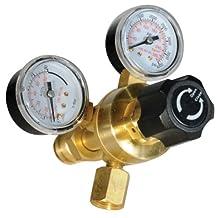 Hot Max 23201 MIG Welder Replacement Regulator for Co2/Argon