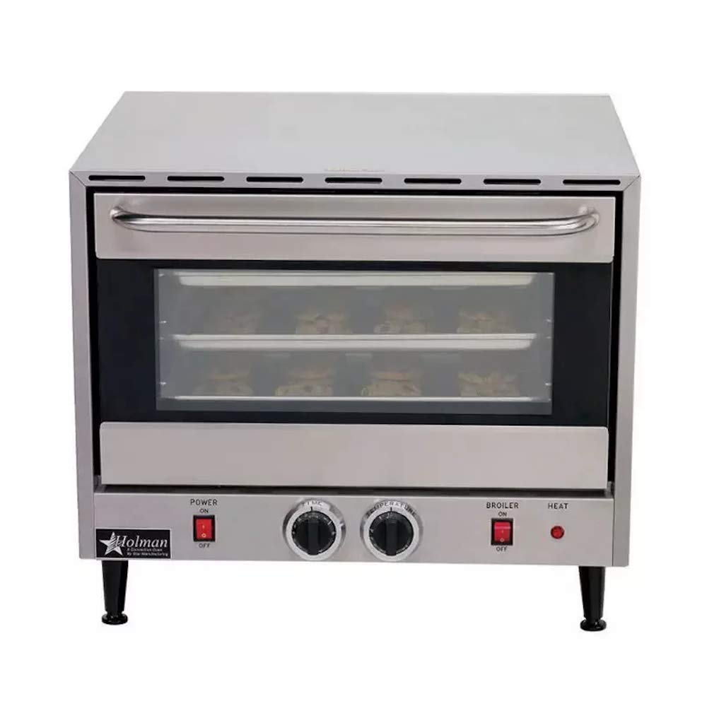 Toastmaster CCOQ-3 1/4-Size Countertop Convection Oven