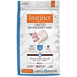 Instinct Limited Ingredient Diet Grain Free Recipe with Real Turkey Natural Dry Dog Food by Nature's Variety, 22 lb. Bag For Sale