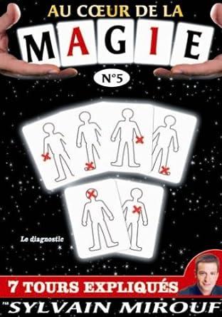tour de magie carte sylvain mirouf
