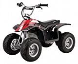 kids atv - Razor Dirt Quad - Black