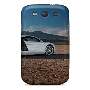 Brand New Defender For Case Samsung Galaxy Note 2 N7100 Cover(audi R8 Car)
