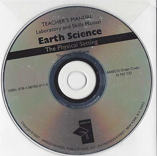 Teacher S Manual Laboratory And Skills Manual Earth Science