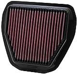 yz450f air filter - K&N YA-4510 Yamaha High Performance Replacement Air Filter