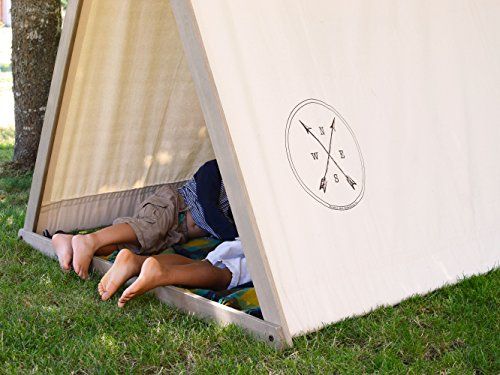 Grand Expedition Tent by Bourbon Moth Woodworking (Image #1)
