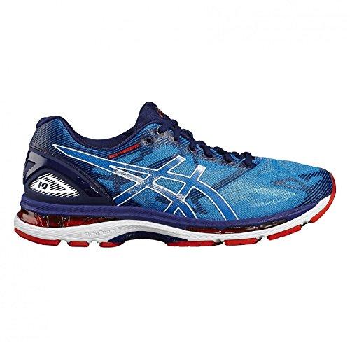 Asics Gel-Nimbus 19, Zapatillas de Running para Hombre Azul