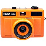 Holga Holgaglo 135 Camera - Aura Orange