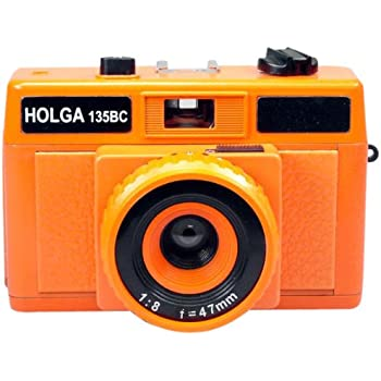 Amazon.com : Holga Holgaglo 135 Camera - Aura Orange