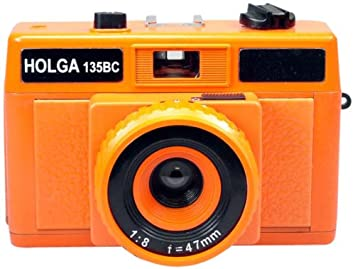 Amazon.com : Holga 135 Plastic 35mm Camera (Discontinued by ...