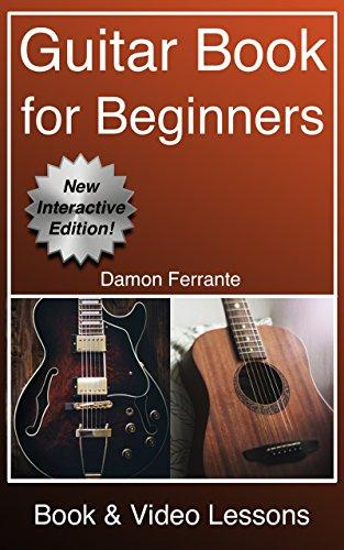 Guitar: Book for Beginners - Guitar Chords, Guitar Songbook & Easy ...