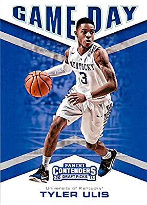 2016-17 Panini Contenders Draft Picks Game Day #13 Tyler Ulis Kentucky Wildcats Collegiate Basketball Card