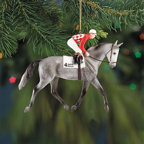 Breyer® Native Dancer Ornament