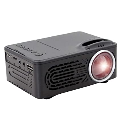 Amazon.com: PFMY.DG Mini Led Projector, Video Game Beamer ...