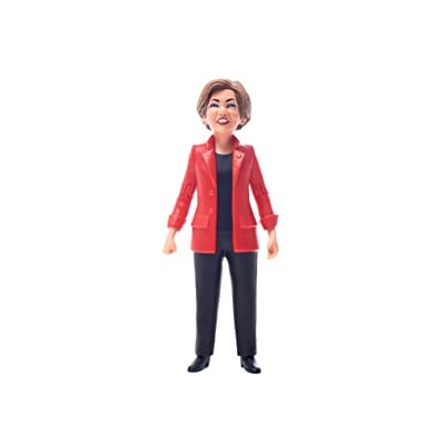 FCTRY Polictical Action Figures - Trump, Hilary, Bernie (Elizabeth Warren): Toys & Games