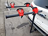 2 Bicycle Bike Rack Hitch Mount Carrier Car Truck Bike Carrier 2″ Receiver Review