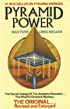 img - for Pyramid Power: The Secret Energy of the Ancients Revealed by Toth, Max, Nielsen, Greg, Nielson, Greg (1985) Paperback book / textbook / text book