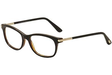 57633e5e879a Amazon.com  Tom Ford FT5237 001 Eyeglasses Frames