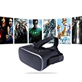 Standalone VR 3D Glasses VR All in One Headset with Google Play and Youtube Virtual Reality Board VR Games Android System 5.5 inch 1080P with 360 degree Panorama Theater WiFi Bluetooth and TF Card