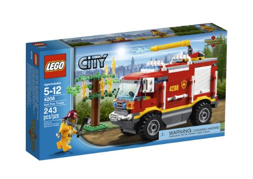 LEGO City Fire Truck 4208