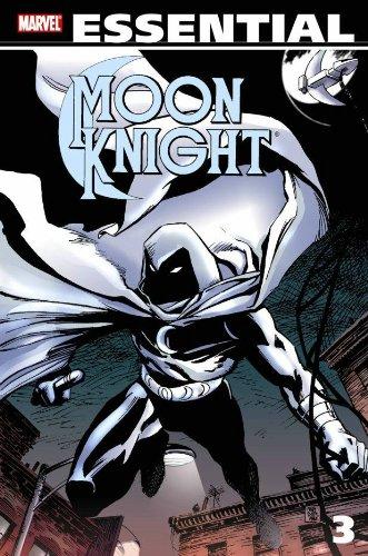 marvel essentials moon knight - 1