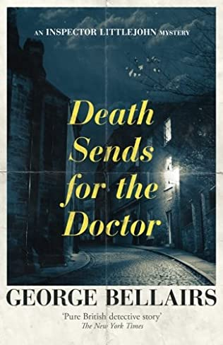 book cover of Death Sends for the Doctor