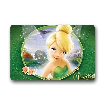 Tangled Rapunzel Lanterns Movie Anti Bacterial Rubber Back Doormat