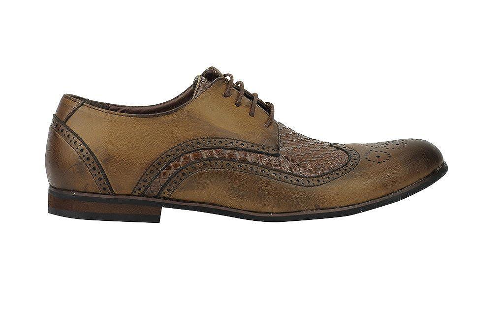 Xposed - Zapatos de Vestir Hombre