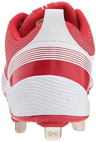 White Shoe 161 ST Under Women's Red Armour Glyde Softball xCqxSzwY