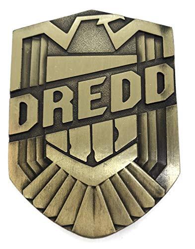 Judge Dredd Badge 2012 Movie Promotional Badge SDCC