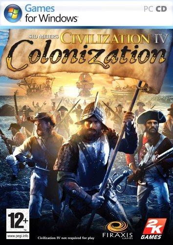 Civilization IV: Colonization (PC) B001CDU9LE Parent